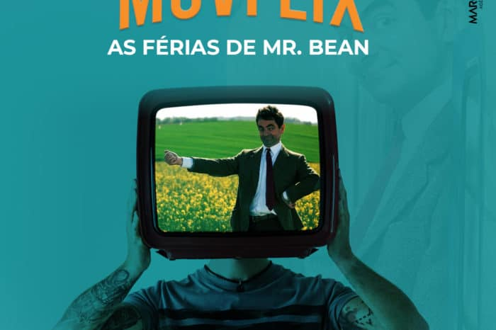 MOVflix: As férias de Mr. Bean
